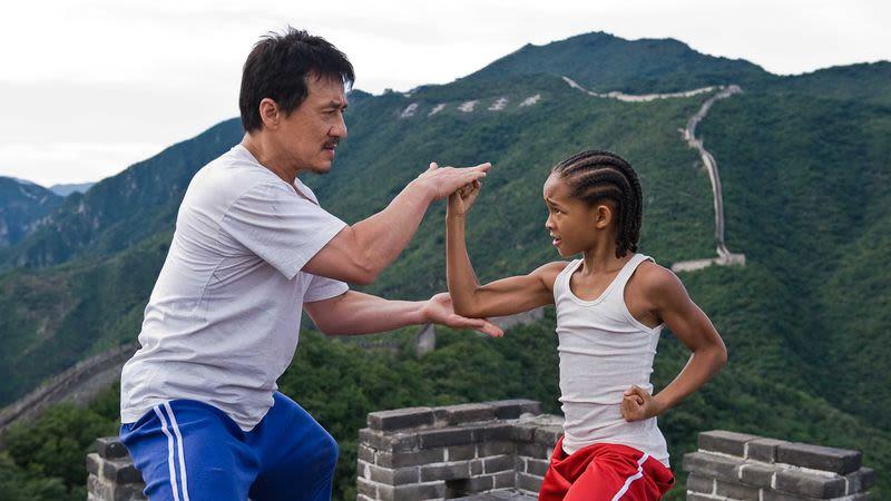 karate kid jaden